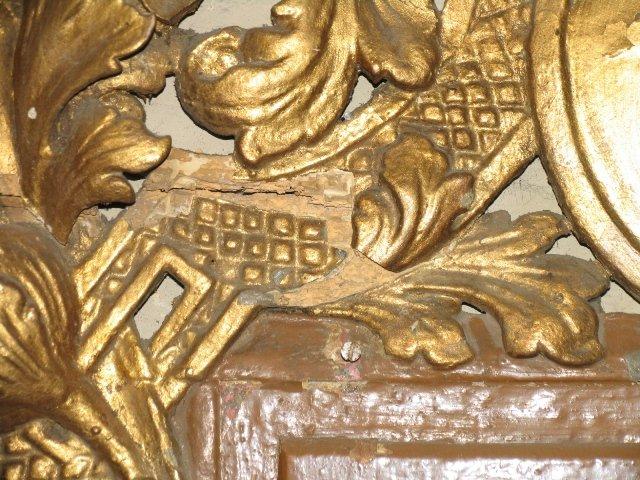 Zniszczona polichormia sakramentarium