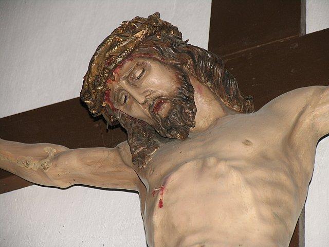 Zaniczyszczona Pasyjka krucyfiksu